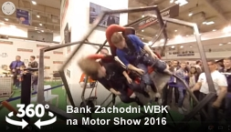 video 360 - Bank Zachodni WBK na Motor Show 2016