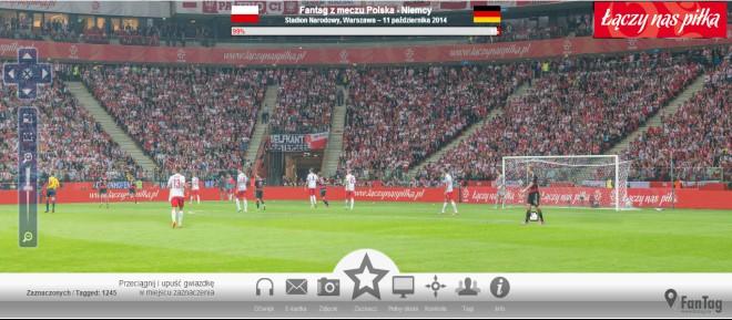 Fantag z meczu Polska-Niemcy